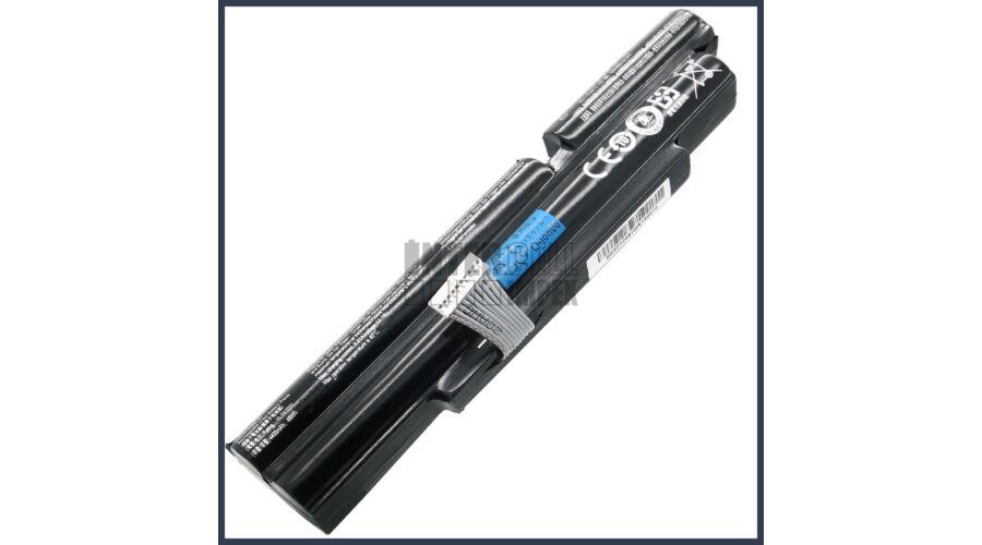 Acer Acer Aspire TimelineX 4830TG 4400 mAh 6 cella fekete