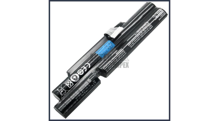 Acer Acer Aspire TimelineX 5830TG 4400 mAh 6 cella fekete
