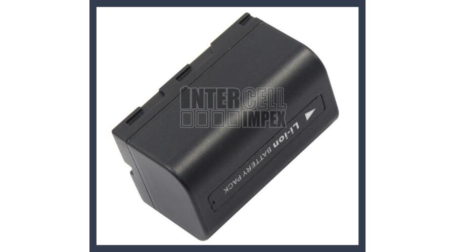d1601ed93493 Samsung SB-LSM80 7.2V 1700mAh utángyártott Lithium-Ion kamera/fényképezőgép  akku/